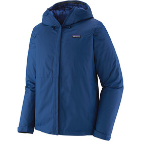 Patagonia Insulated Torrentshell Giacca Uomo, superior blue